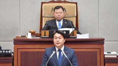 """임병택 시흥시장, 시는 """"시민의 삶 보듬는 최후의 버팀목"""""""