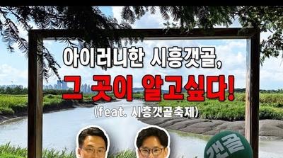 [시흥TV 유튜브] 아이러니한 시흥갯골, 그곳이 알고싶다