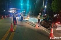 시흥경찰서, 코로나19 틈탄 음주운전 강력 단속