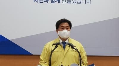 """임병택 시흥시장, """"버스 파업 좌시하지 않겠다"""""""