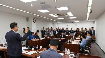 시흥시의회 2021년 '행감' 6월 실시…63건 감사