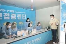 """임병택 시흥시장, """"방역·선제적 검사로 코로나19 억제"""" 주문"""