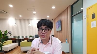 [인터뷰] '서로를 위로하다'…시흥시 이동노동자쉼터 남현웅 센터장